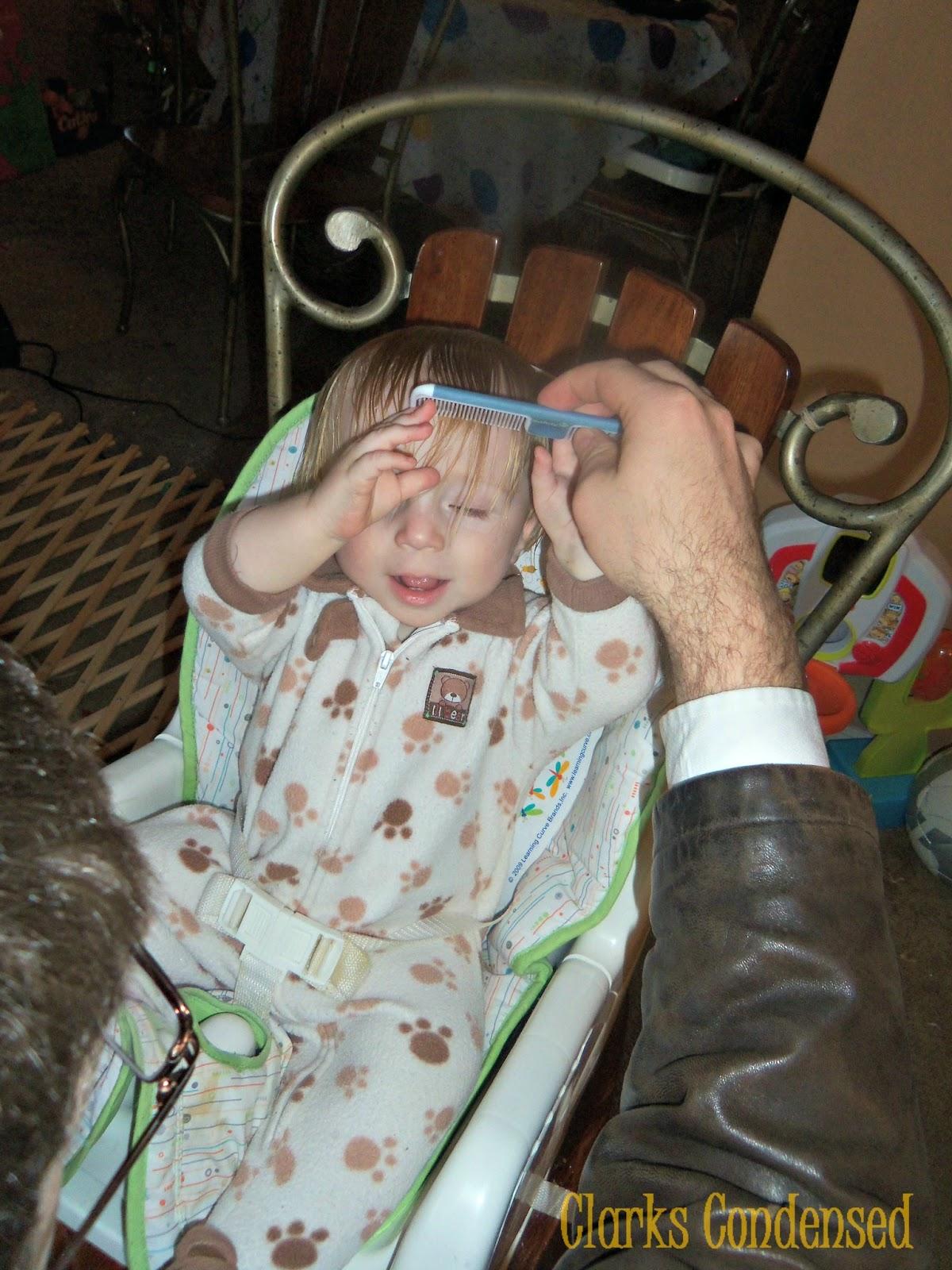 Tips for cutting a baby boys hair cutting a baby boys hair solutioingenieria Gallery