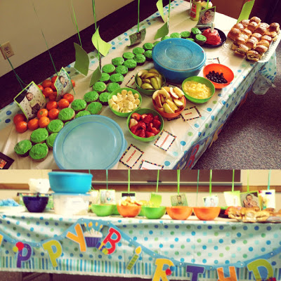 Very Hungry Caterpillar Birthday